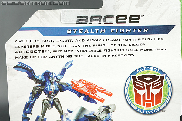 Transformers Prime: Cyberverse Arcee (Image #6 of 101)