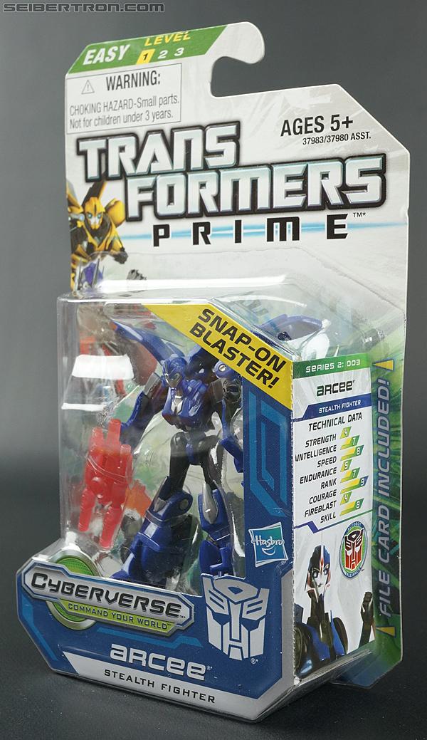 Transformers Prime: Cyberverse Arcee (Image #10 of 101)