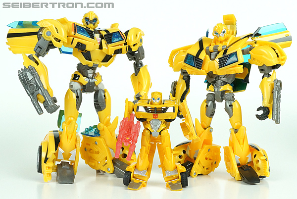 Transformers Prime: Cyberverse Bumblebee (Image #109 of 110)