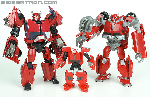 Transformers Prime: Cyberverse Cliffjumper (Image #123 of 124)