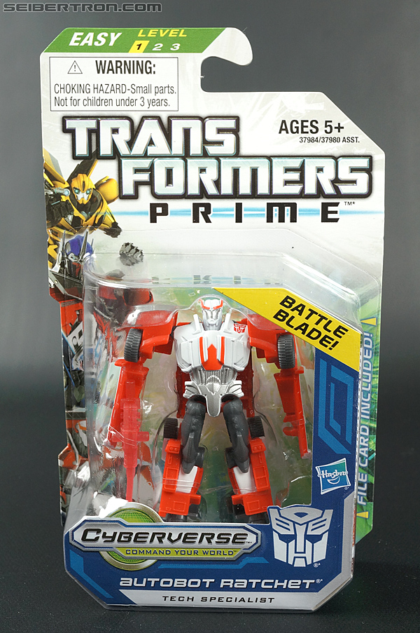 Transformers Prime: Cyberverse Ratchet (Image #1 of 111)