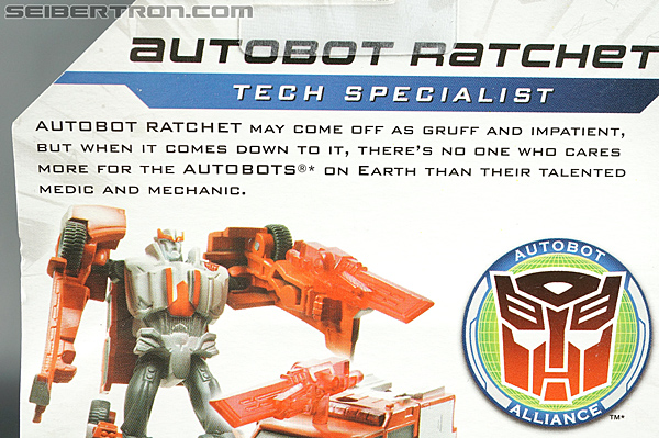 Transformers Prime: Cyberverse Ratchet (Image #6 of 111)