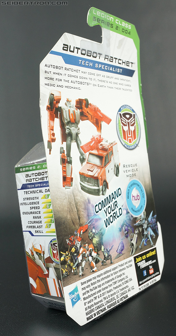 Transformers Prime: Cyberverse Ratchet (Image #7 of 111)