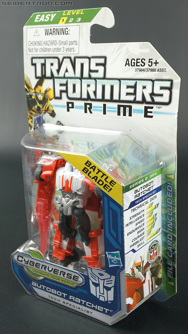 Transformers Prime: Cyberverse Ratchet (Image #10 of 111)