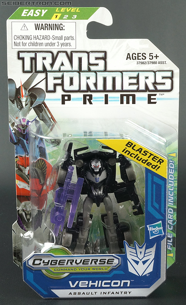 Transformers Prime: Cyberverse Vehicon (Image #1 of 128)