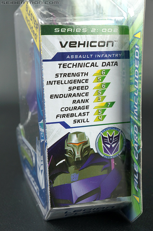 Transformers Prime: Cyberverse Vehicon (Image #8 of 128)