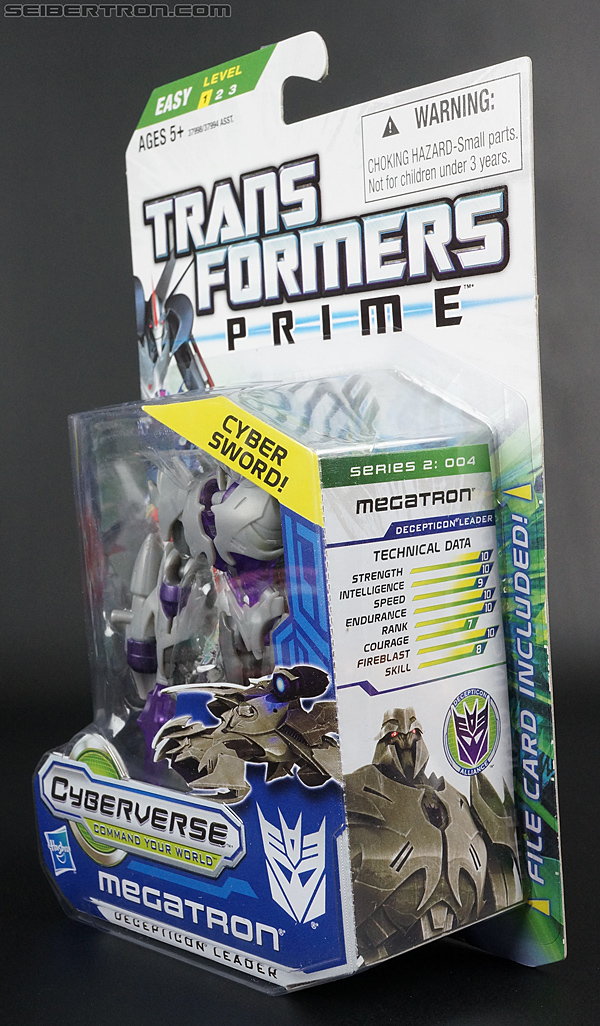 Transformers Prime: Cyberverse Megatron (Image #10 of 144)