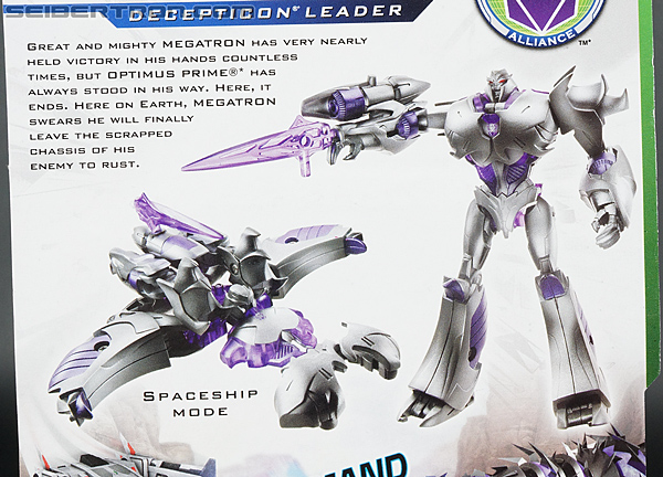 Transformers Prime: Cyberverse Megatron (Image #17 of 144)
