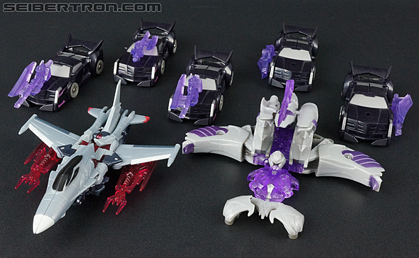 Transformers Prime: Cyberverse Megatron (Image #47 of 144)