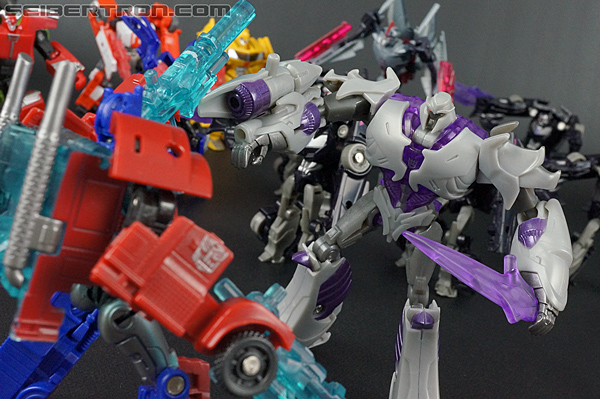 Transformers Prime: Cyberverse Megatron (Image #143 of 144)
