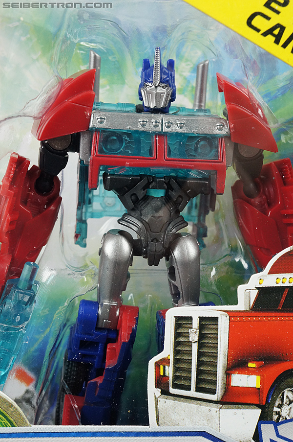 Transformers Prime: Cyberverse Optimus Prime (Image #2 of 162)