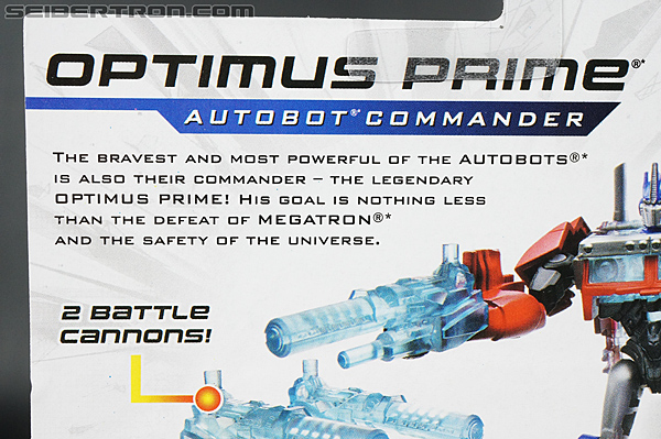 Transformers Prime: Cyberverse Optimus Prime (Image #8 of 162)