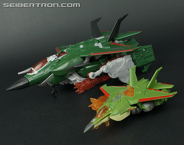 Transformers Prime: Cyberverse Skyquake Toy Gallery (Image ...