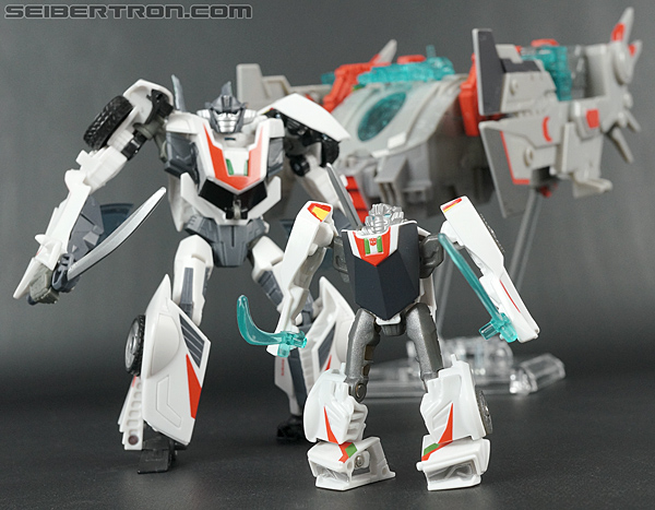 Transformers Prime: Cyberverse Wheeljack (Image #131 of 132)