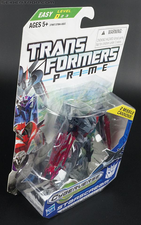 Transformers Prime: Cyberverse Starscream (Image #3 of 154)