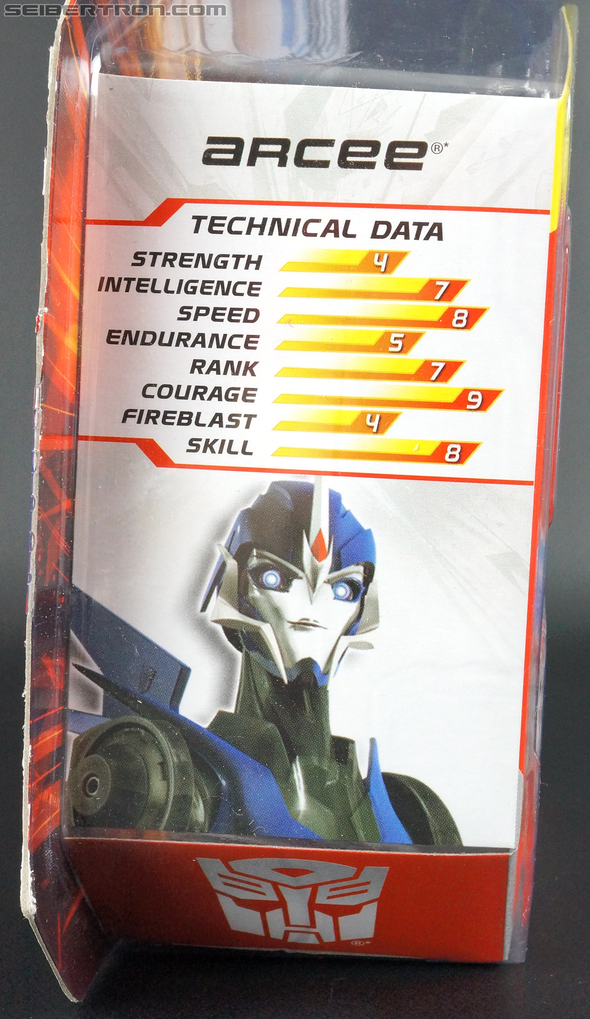 Transformers Prime: Robots In Disguise Arcee (Image #7 of 201)