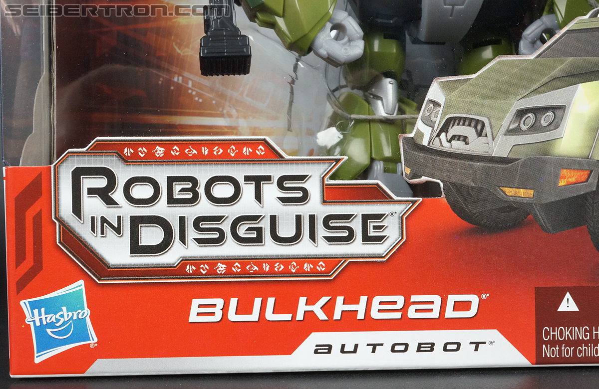 Transformers Prime: Robots In Disguise Bulkhead (Image #2 of 208)