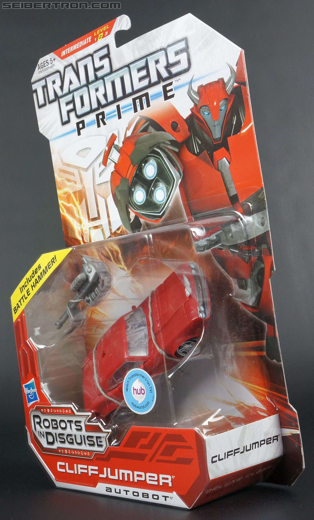 Transformers Prime: Robots In Disguise Cliffjumper (Image #19 of 159)