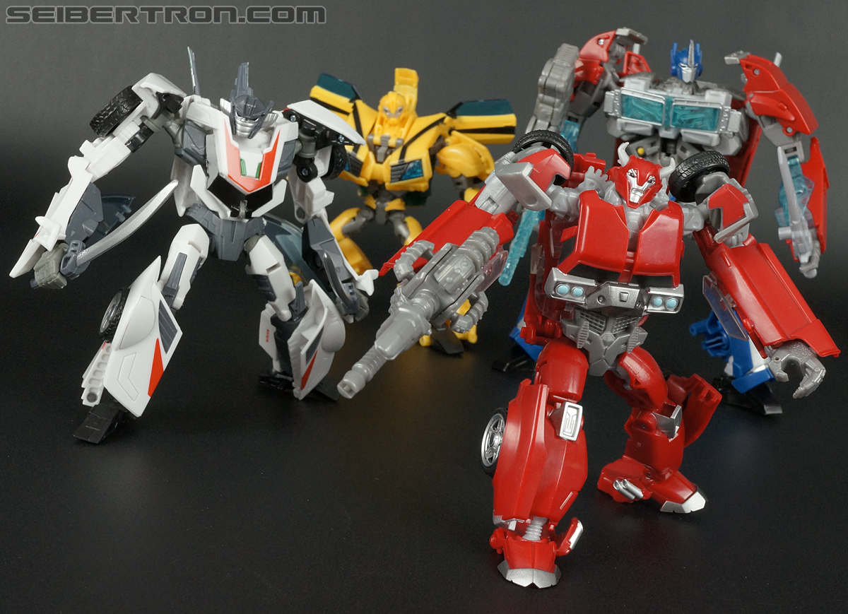 Transformers Prime: Robots In Disguise Cliffjumper (Image #158 of 159)