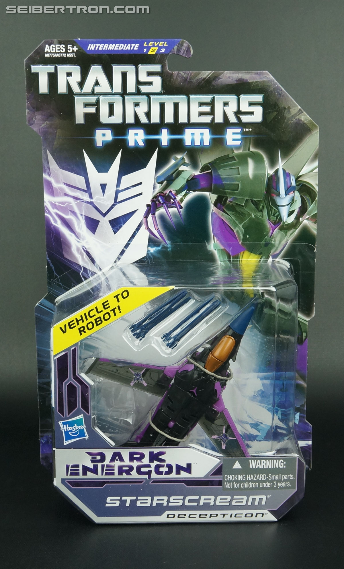 Transformers Prime: Robots In Disguise Dark Energon Starscream (Image #1 of 128)