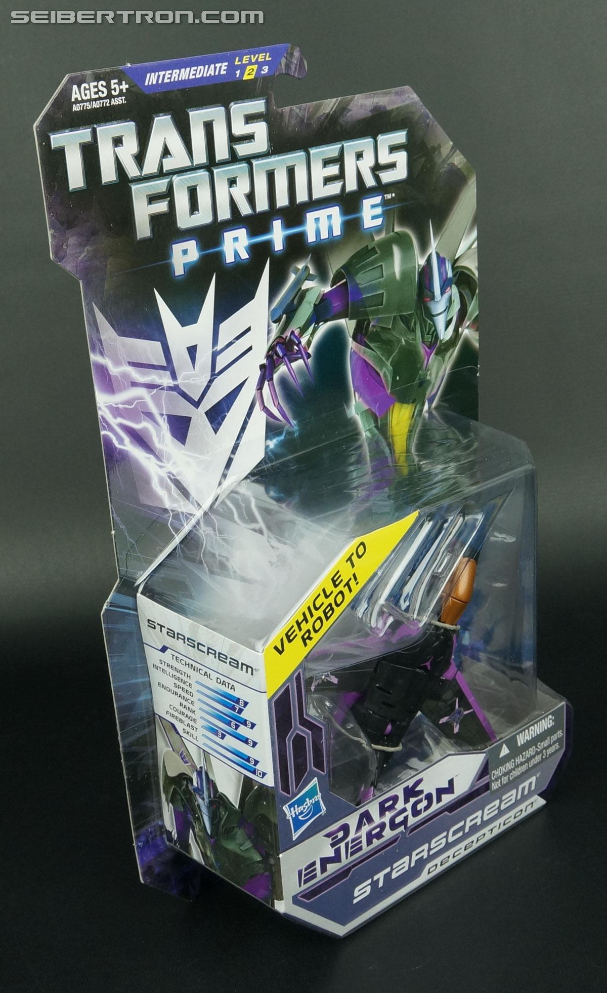 Transformers Prime: Robots In Disguise Dark Energon Starscream (Image #5 of 128)