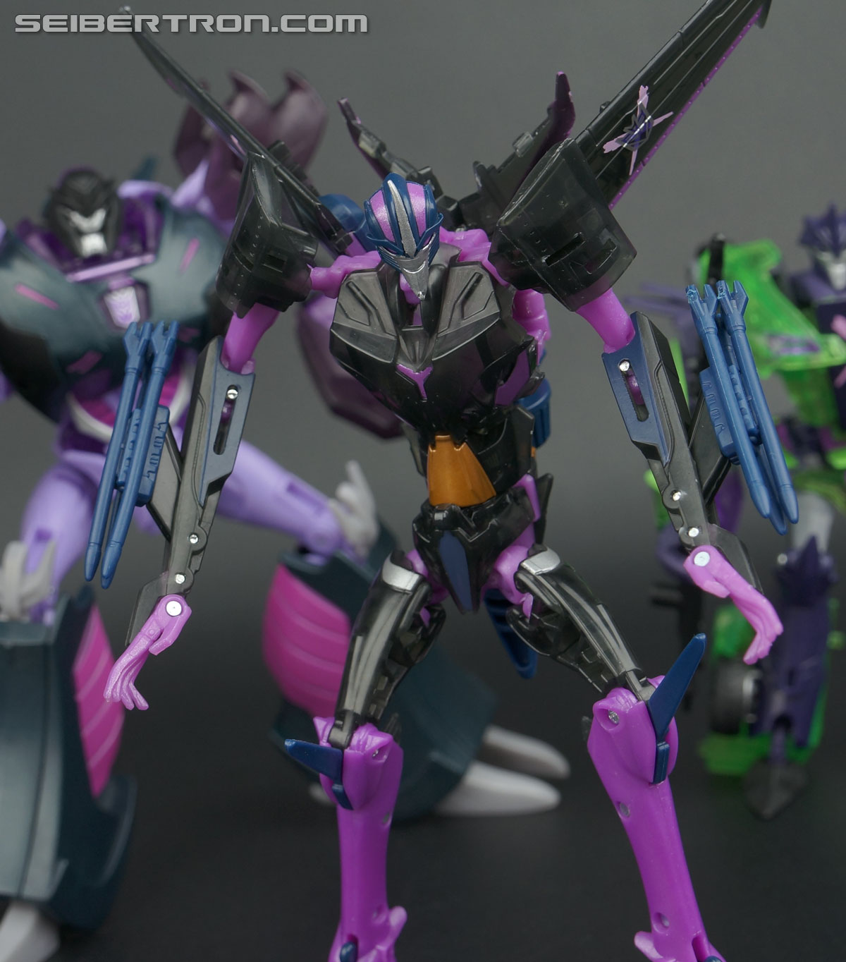 Transformers Prime: Robots In Disguise Dark Energon Starscream (Image #128 of 128)