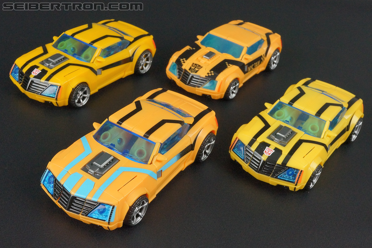 Transformers Prime: Robots In Disguise Bumblebee (Entertainment Pack) (Image #21 of 94)