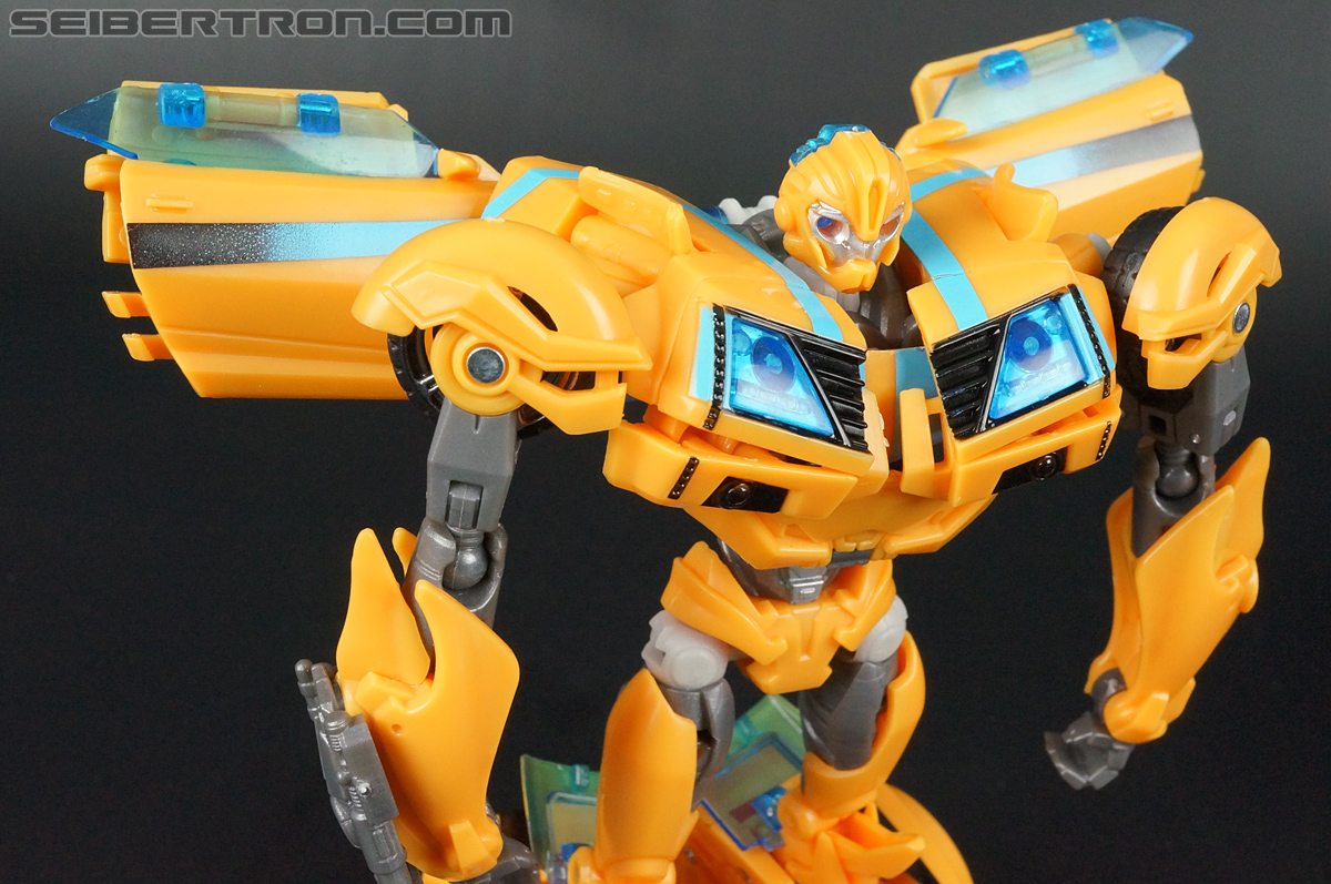 Transformers Prime: Robots In Disguise Bumblebee (Entertainment Pack) (Image #34 of 94)