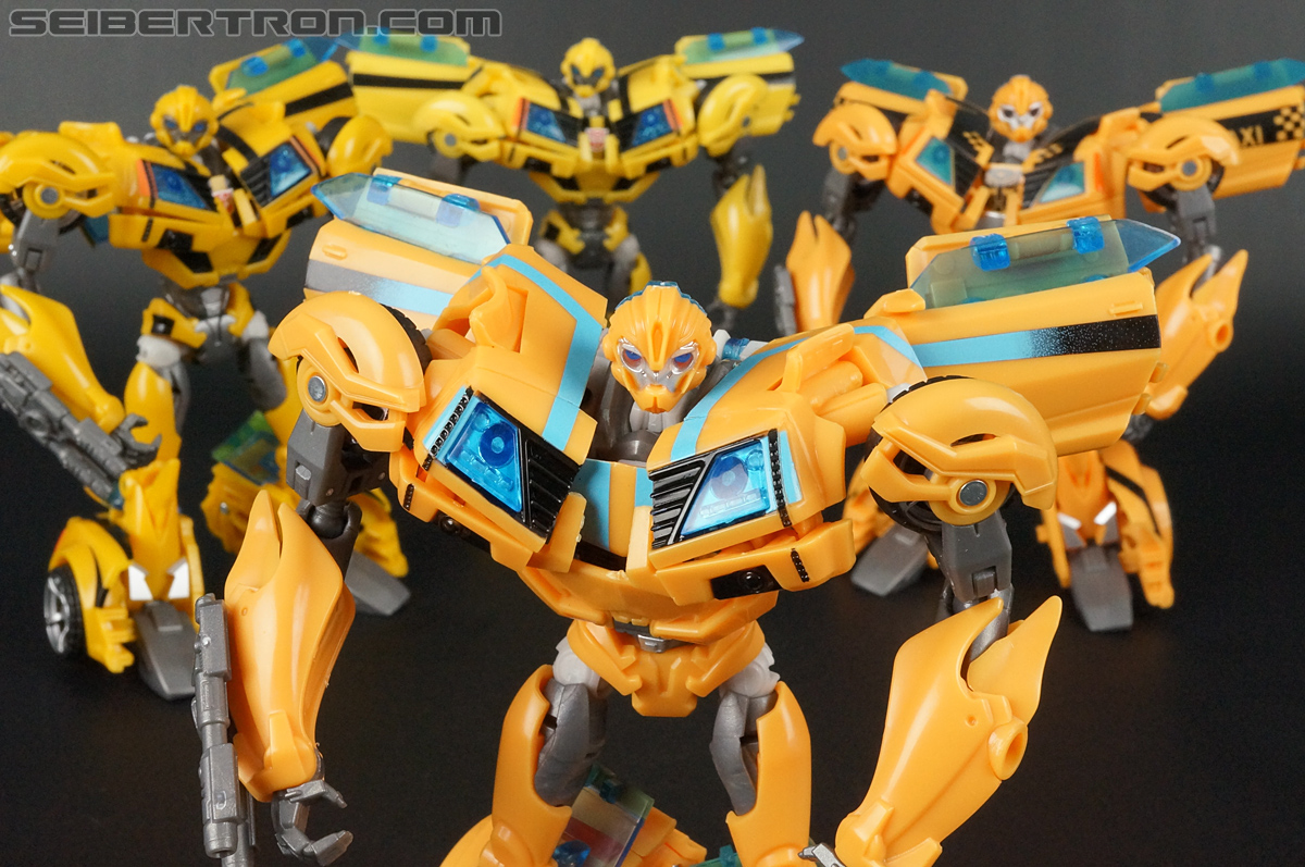 Transformers Prime: Robots In Disguise Bumblebee (Entertainment Pack) (Image #93 of 94)