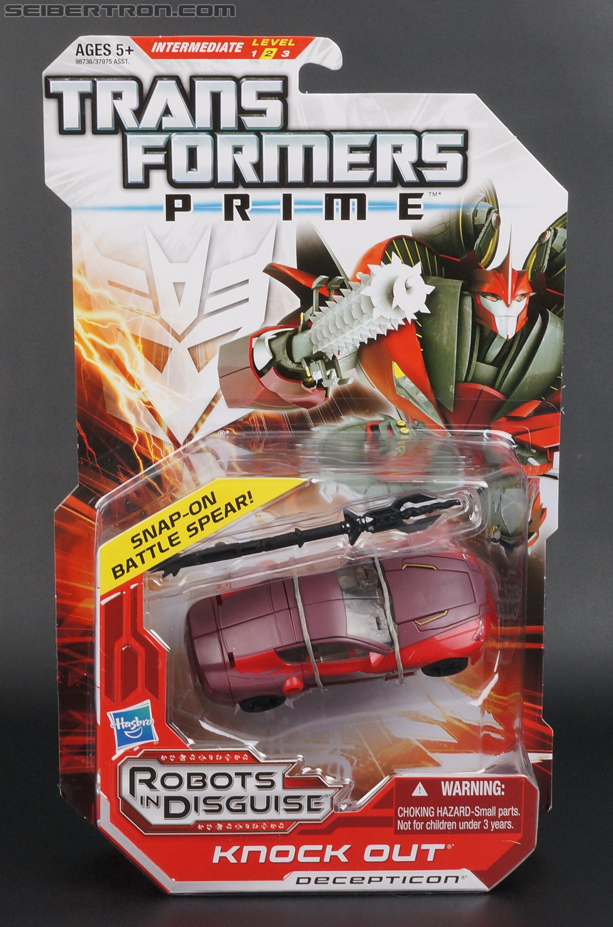 Transformers Prime: Robots In Disguise Knock Out (Image #1 of 123)