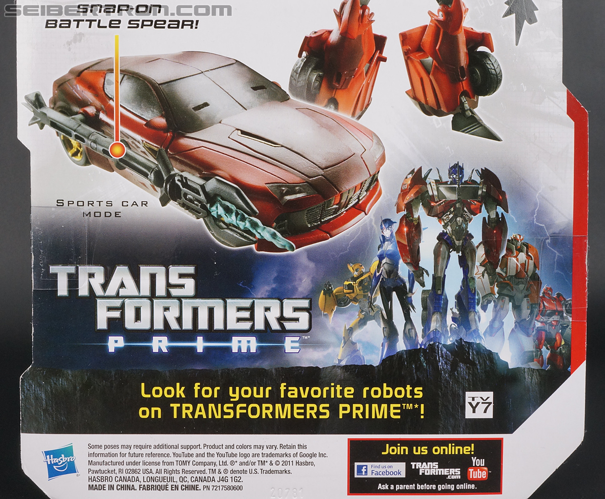 Transformers Prime: Robots In Disguise Knock Out (Image #12 of 123)