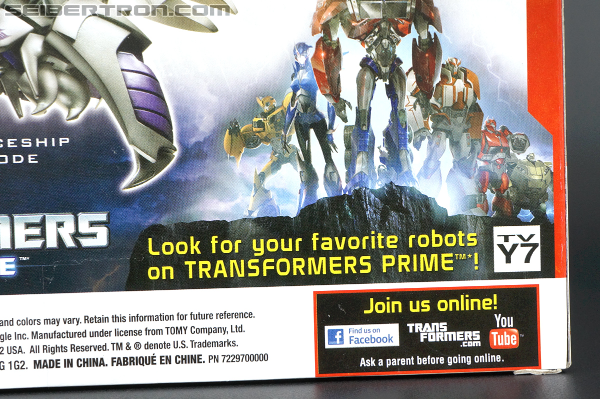 Transformers Prime: Robots In Disguise Megatron (Image #18 of 181)