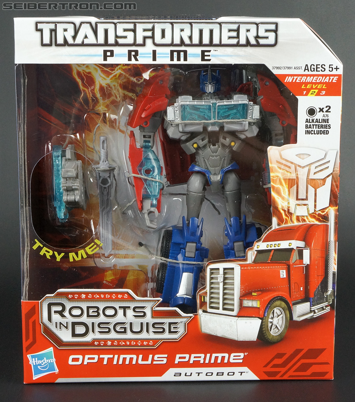 Transformers Prime: Robots In Disguise Optimus Prime (Image #1 of 176)