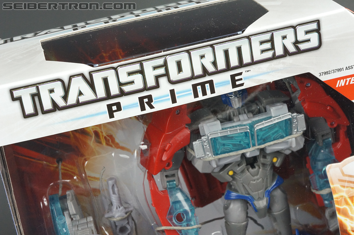 Transformers Prime: Robots In Disguise Optimus Prime (Image #3 of 176)