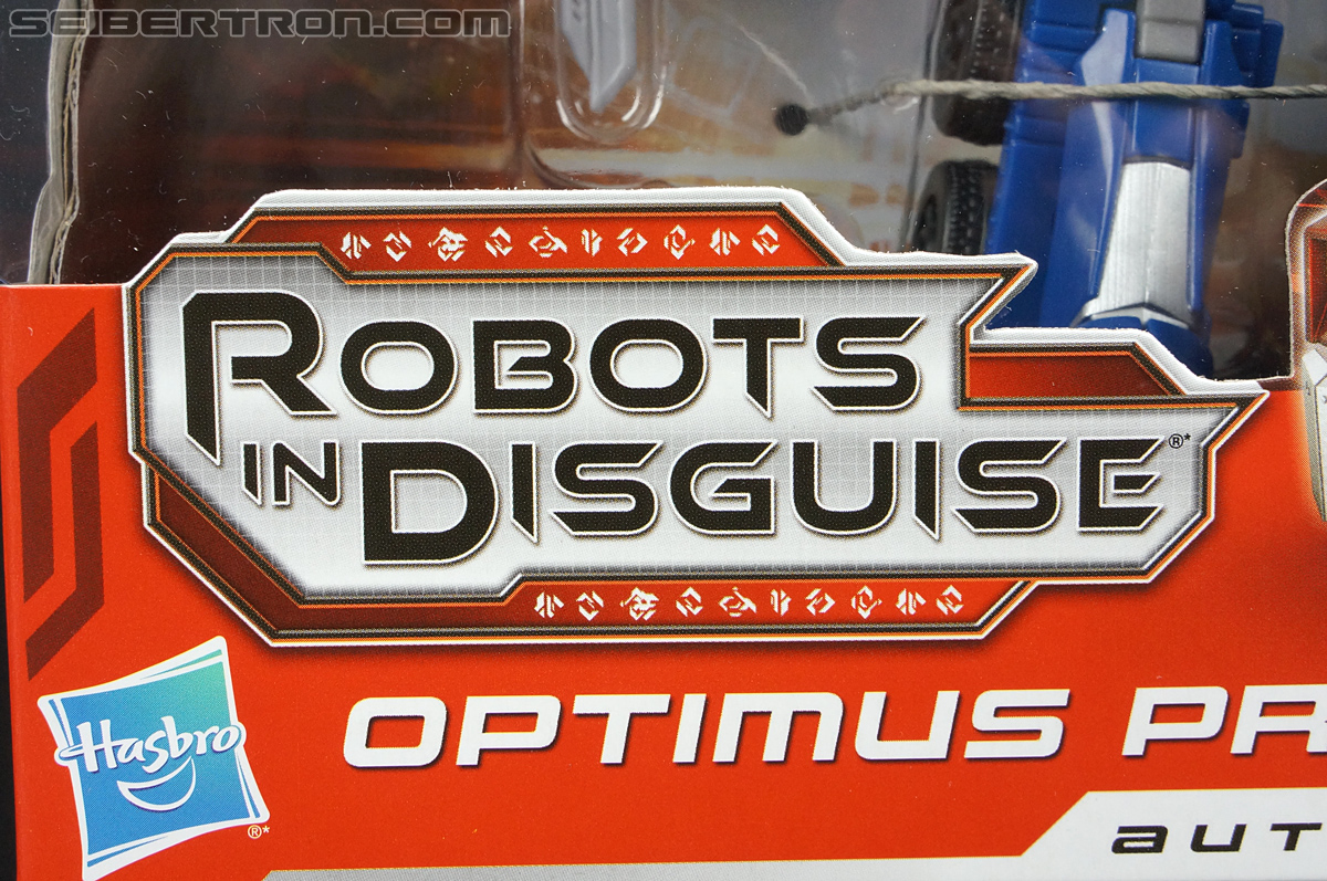 Transformers Prime: Robots In Disguise Optimus Prime (Image #5 of 176)