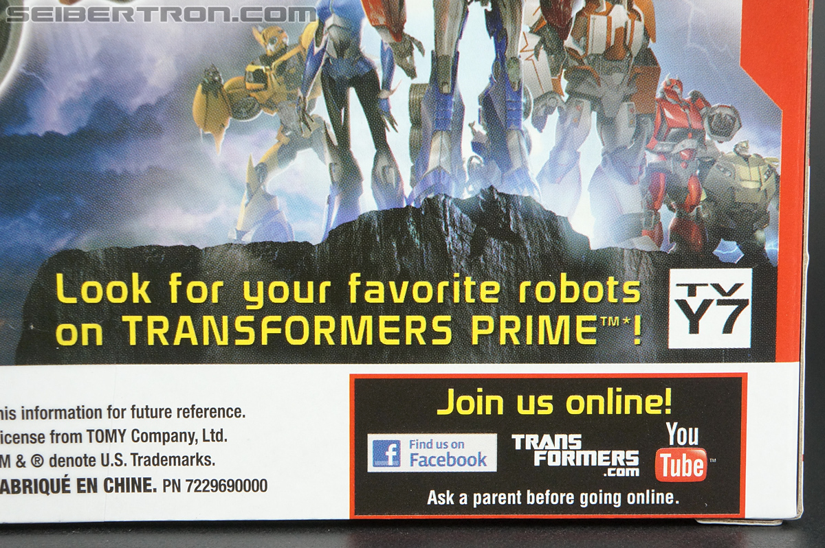 Transformers Prime: Robots In Disguise Optimus Prime (Image #20 of 176)