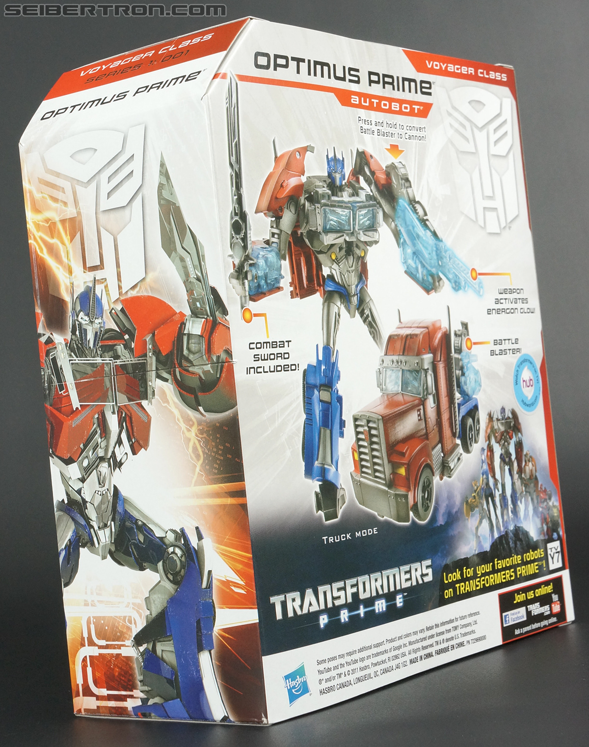 Transformers Prime: Robots In Disguise Optimus Prime (Image #21 of 176)
