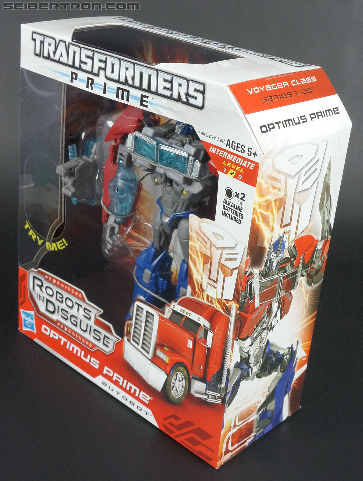 Transformers Prime: Robots In Disguise Optimus Prime (Image #27 of 176)