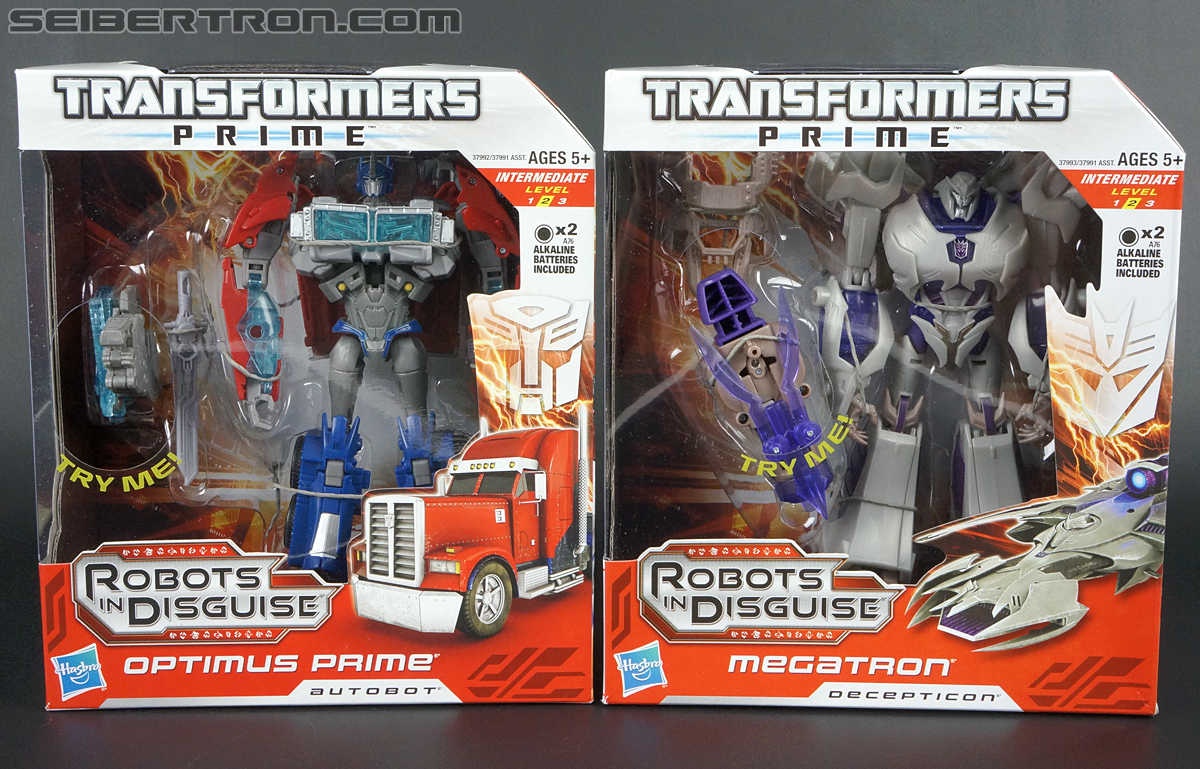 Transformers Prime: Robots In Disguise Optimus Prime (Image #34 of 176)
