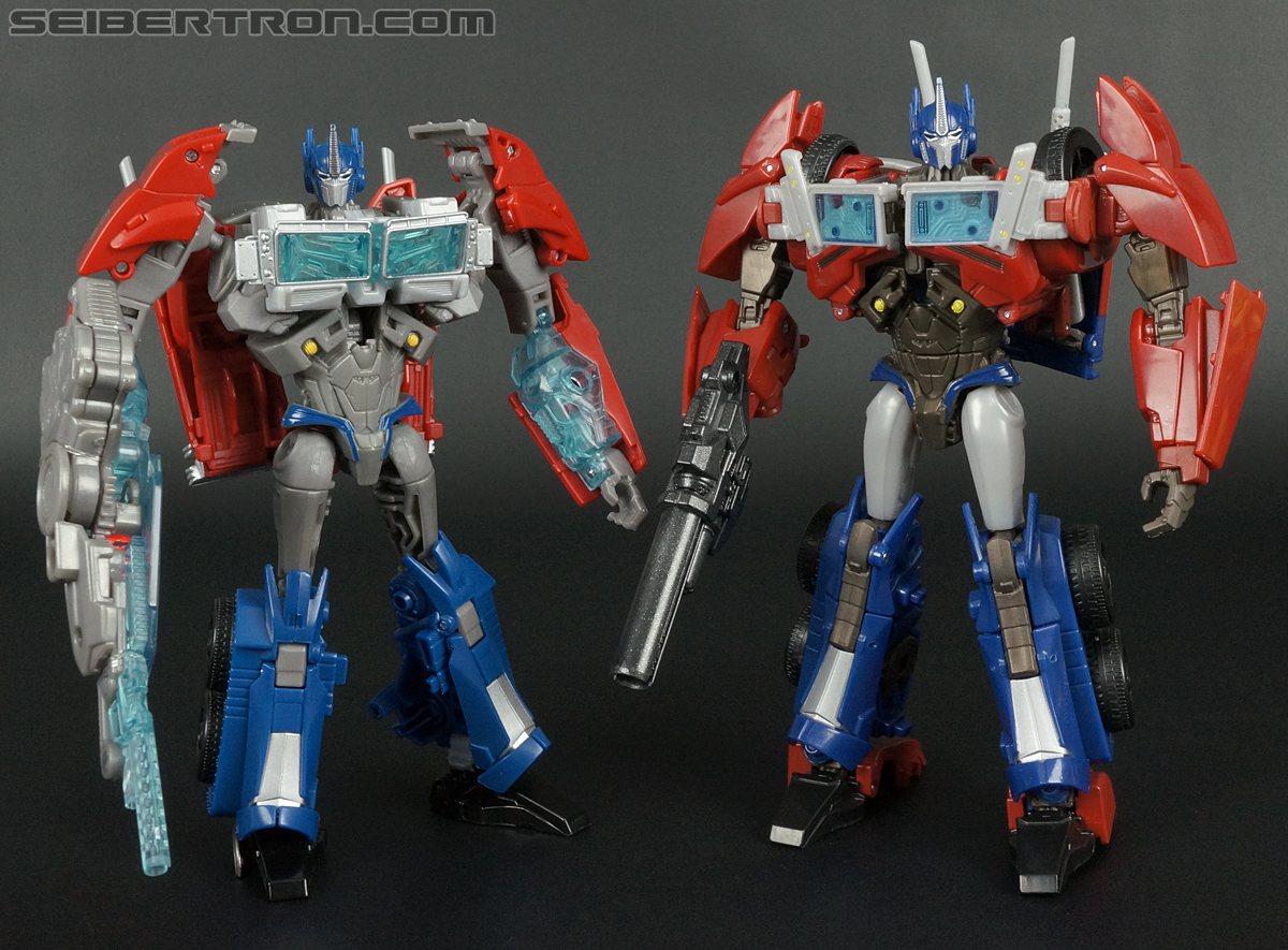 Transformers Prime: Robots In Disguise Optimus Prime (Image #140 of 176)