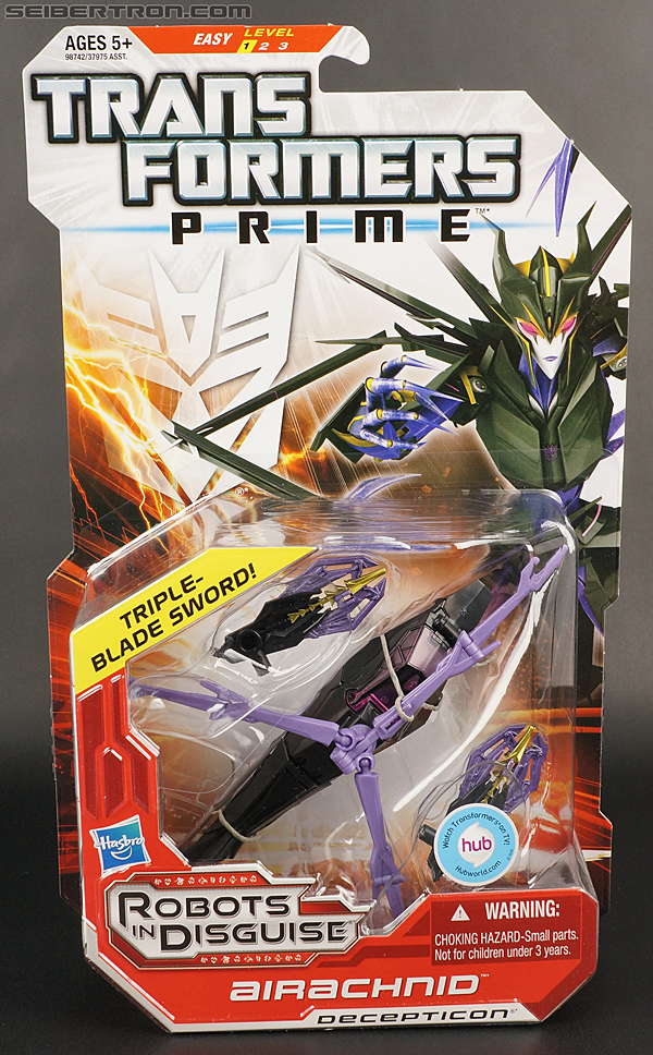 Transformers Prime: Robots In Disguise Airachnid (Image #1 of 158)