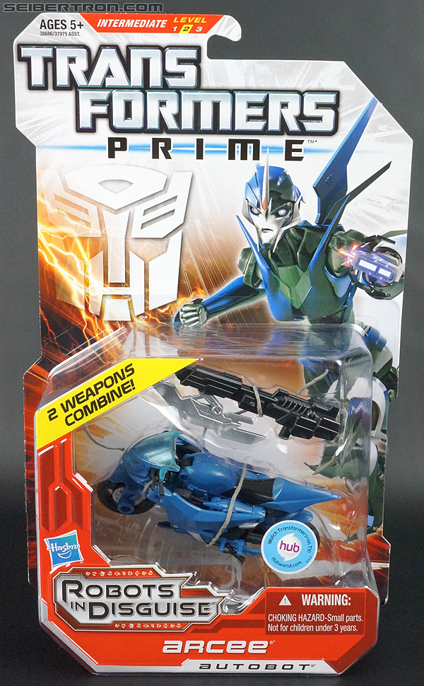 Transformers Prime: Robots In Disguise Arcee (Image #1 of 201)