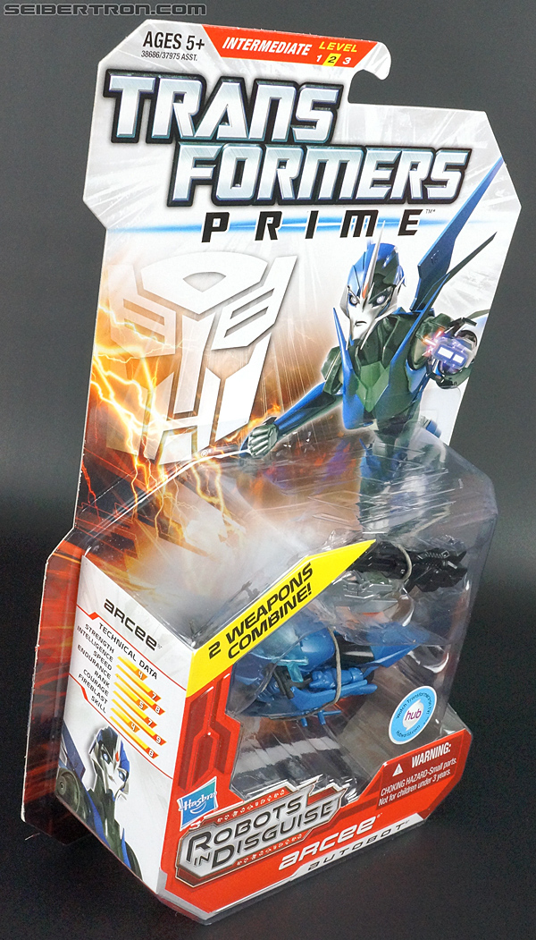 Transformers Prime: Robots In Disguise Arcee (Image #5 of 201)