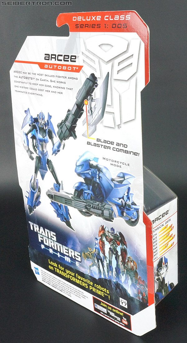 Transformers Prime: Robots In Disguise Arcee (Image #9 of 201)