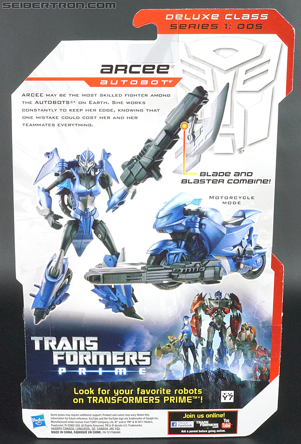 Transformers Prime: Robots In Disguise Arcee (Image #10 of 201)
