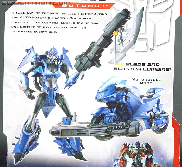 Transformers Prime: Robots In Disguise Arcee (Image #12 of 201)
