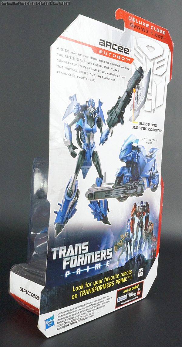Transformers Prime: Robots In Disguise Arcee (Image #14 of 201)