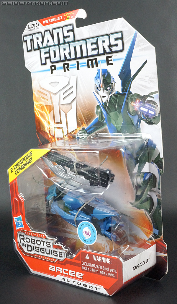 Transformers Prime: Robots In Disguise Arcee (Image #15 of 201)
