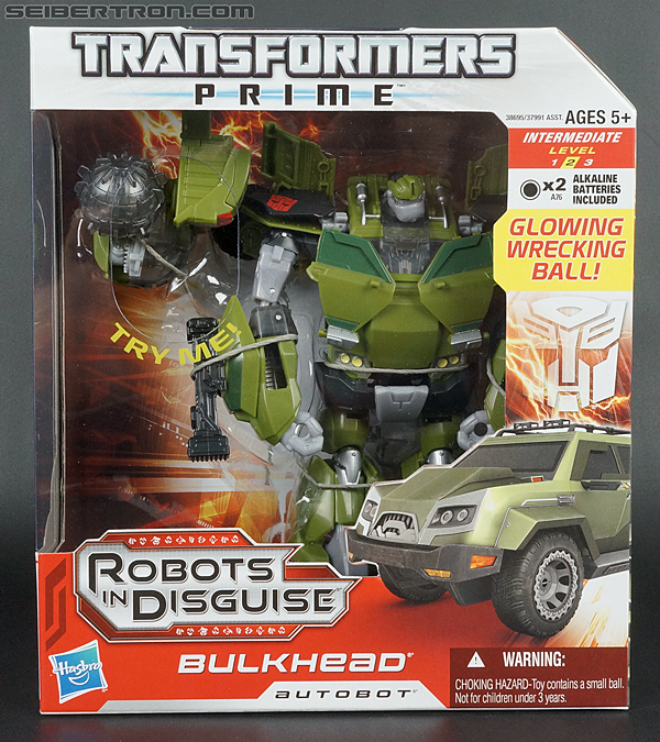 Transformers Prime: Robots In Disguise Bulkhead (Image #1 of 208)