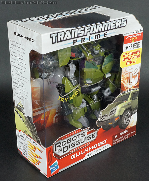 Transformers Prime: Robots In Disguise Bulkhead (Image #6 of 208)